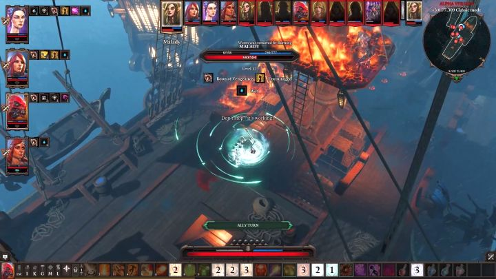 You dont have to win this fight - just survive a few turns. - Fort Joy enemies and bosses | Tough fights and bosses - Tough fights and bosses - Divinity: Original Sin II Game Guide