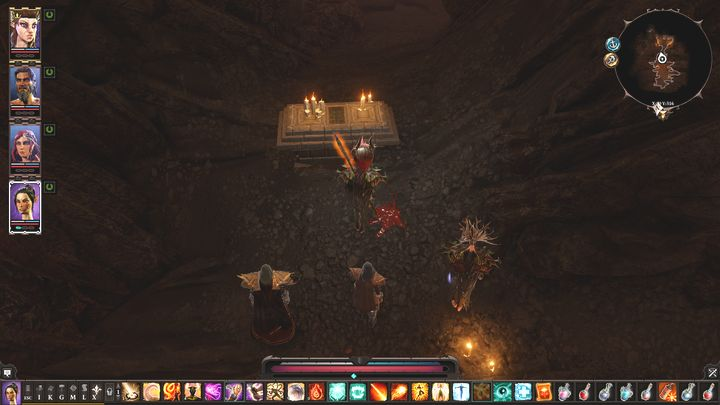 Sallow Mans hideout is behind an illusion - A Rare Prey | Fort Joy | Reapers Coast | Nameless Isle - Chapter IV - Reapers Coast - Divinity: Original Sin II Game Guide