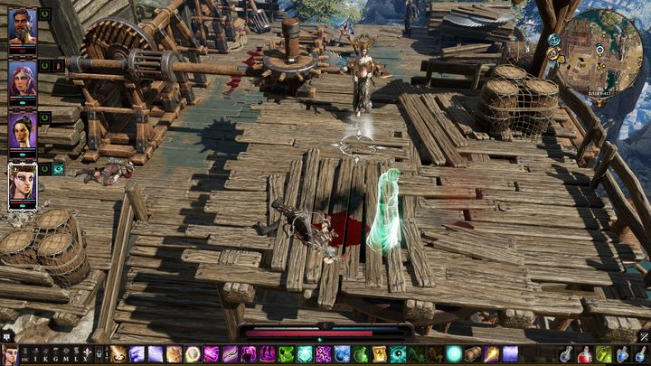 During your fight with Roosts people in Sawmill you killed an archer called Deadeye - Remaining quests | Reapers Coast - Chapter IV - Reapers Coast - Divinity: Original Sin II Game Guide