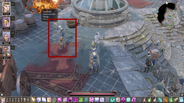 Inside, you will find Undead Lizards - The Consulate | Arx - Chapter VI - Arx - Divinity: Original Sin II Game Guide
