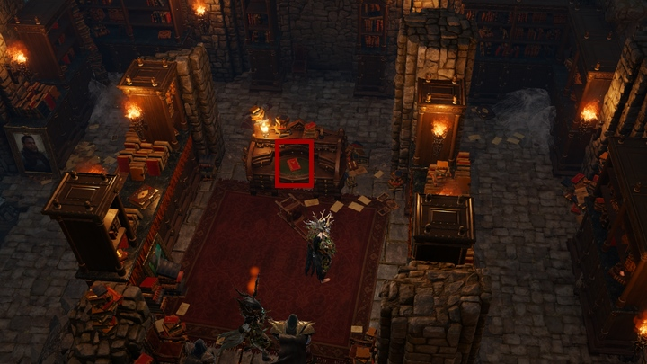 With that information go to Jahan - A Hunter Of Wicked Things | Reapers Coast - Chapter IV - Reapers Coast - Divinity: Original Sin II Game Guide