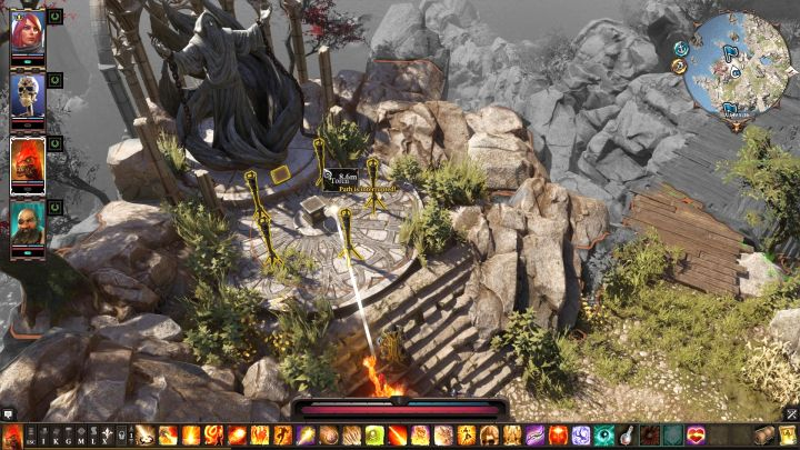 Reaper's Coast puzzles | Puzzles and secrets - Divinity: Original