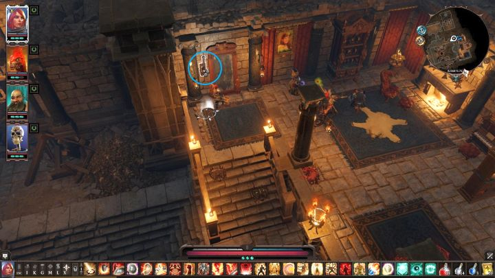 Locked door in Rykeru0027s private chambers & Reaperu0027s Coast puzzles | Puzzles and secrets - Divinity: Original ...