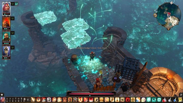 Divinity Original Sin  Getting To Bloodmoon Island