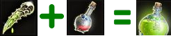Zaikks Talon + any of the Healing Potions = Poison Bottle - 10 crafting useful recipes | Tips & Tricks - Tips & Tricks - Divinity: Original Sin II Game Guide