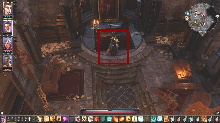 You learn that the paladins are searching for the remaining magisters - The Last Stand Of The Magisters | Nameless Issle - Chapter VI - Arx - Divinity: Original Sin II Game Guide
