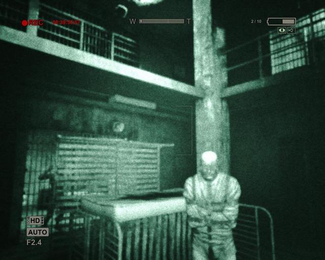 Prison Block Walkthrough Outlast Game Guide