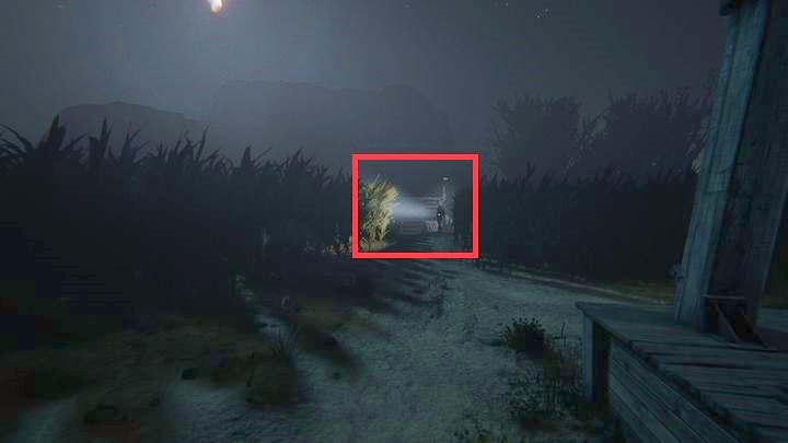 You have to reach the place marked in the picture - The Fields | Genesis | Walkthrough - Genesis - Outlast 2 Game Guide
