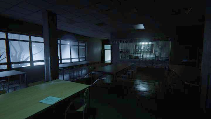 Turns out you are in the school canteen - A Call for Help | Job | Walkthrough - Job - Outlast 2 Game Guide