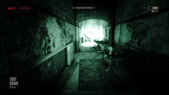 Underground Lab Hospital Outlast Whistleblower Game