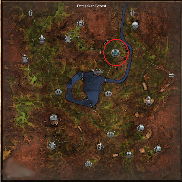 To get to the Enmerkar Forest you should take the direct path from Chersonese. - Which faction is worth joining in Outward? - FAQ - Outward Guide
