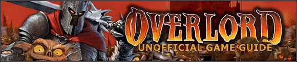 1 - Overlord - Game Guide and Walkthrough