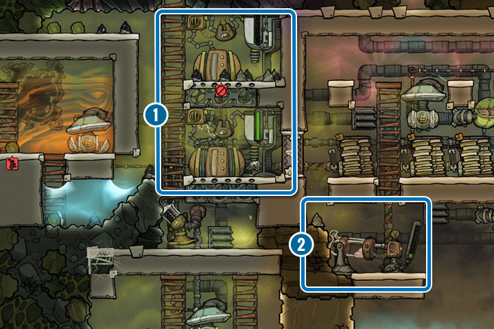 There are several other options to produce energy even more efficiently - Power - Description of objects and structures - Oxygen Not Included Game Guide
