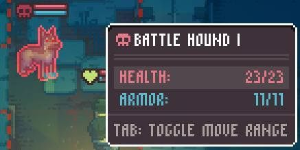 The Battle Hound is the upgraded version of the attack dog - Enemies in Pathway - Basics - Pathway Guide and Tips