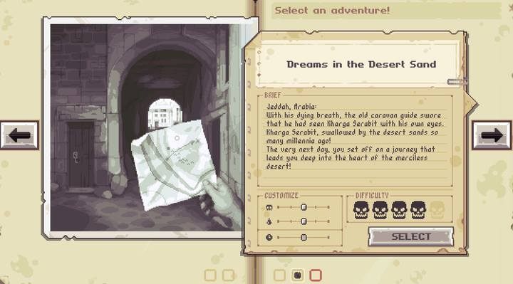 Dreams in the Desert Sand - Mission 4 - Dreams in the Desert Sand | Pathway Walkthrough - Walkthrough - Pathway Guide and Tips