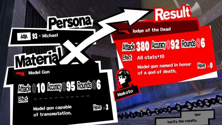 Best gear in Persona 5 - Persona 5 Game Guide | gamepressure com