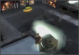 When you do that, be aware of nearby building, where a reflector with soldiers is placed - In The Streets Of New York - Walkthrough - Peter Jacksons King Kong - Game Guide and Walkthrough