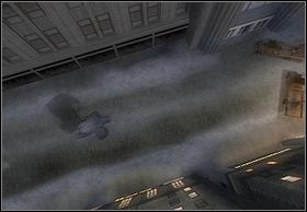 Now, run straight ahead through quite long street - In The Streets Of New York - Walkthrough - Peter Jacksons King Kong - Game Guide and Walkthrough