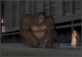 Ann will occur in it - In The Streets Of New York - Walkthrough - Peter Jacksons King Kong - Game Guide and Walkthrough
