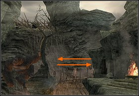 You will reach the destroyed pillar with the tree at the top - Kong's Capture - Walkthrough - Peter Jacksons King Kong - Game Guide and Walkthrough