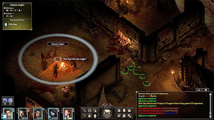 Relying on stealth in Pillars of Eternity 2 Deadfire is recommended - use it whenever you get a chance - Starting tips for Pillars of Eternity 2 - Basics - Pillars Of Eternity 2 Deadfire Game Guide