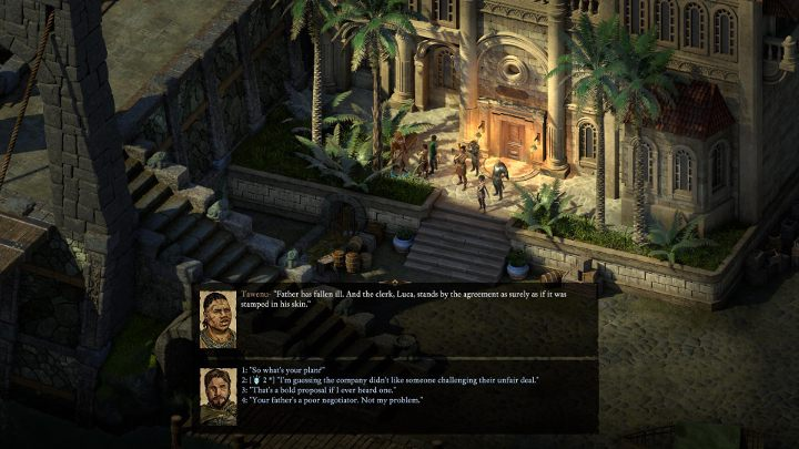 Pillars of Eternity 2 Deadfire features a system where abilities of your main character can be strengthened by the same abilities of other party members - Starting tips for Pillars of Eternity 2 - Basics - Pillars Of Eternity 2 Deadfire Game Guide