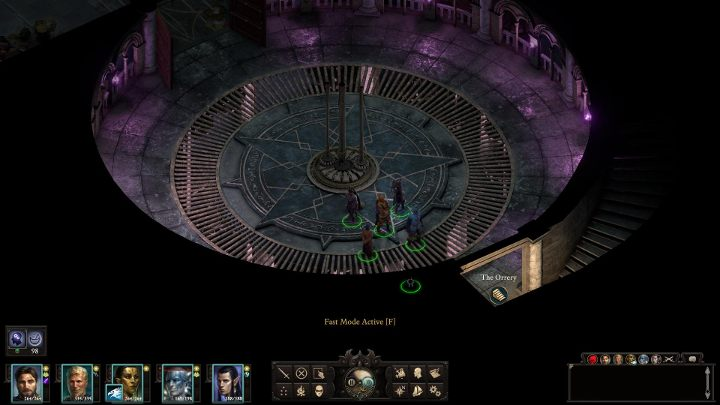 Bekarnas Observatory (M42) has one additional location - the Planetary - Bekarnas Folly - side quest - Side quests - Pillars Of Eternity 2 Deadfire Game Guide