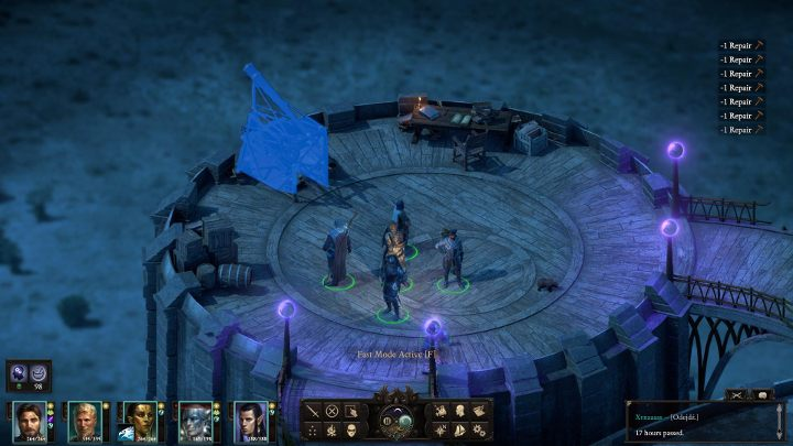 Once all the enemies are defeated, search the nearby desk - there you will find the last notes called The Panther - Bekarnas Folly - side quest - Side quests - Pillars Of Eternity 2 Deadfire Game Guide