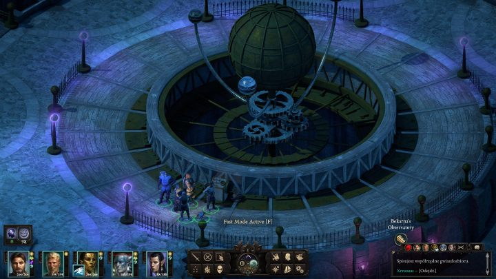 Now head back to the Planetary and stand at the entrance to the location - Bekarnas Folly - side quest - Side quests - Pillars Of Eternity 2 Deadfire Game Guide