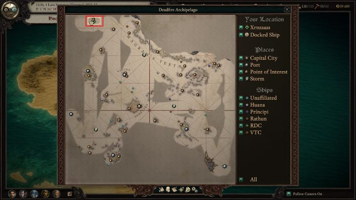 Tatok is in Junvik village located in the place marked on the map above - area near Ori o Koiki (M38) - Nemnok the Devourer | Junvik Village Walkthrough - Side quests - Pillars Of Eternity 2 Deadfire Game Guide