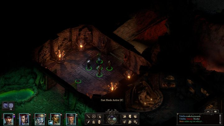 There are a lot of enemies in Drowned Barrows - Nemnok the Devourer | Junvik Village Walkthrough - Side quests - Pillars Of Eternity 2 Deadfire Game Guide