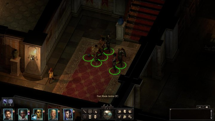 What is the best party setup in Pillars of Eternity 2