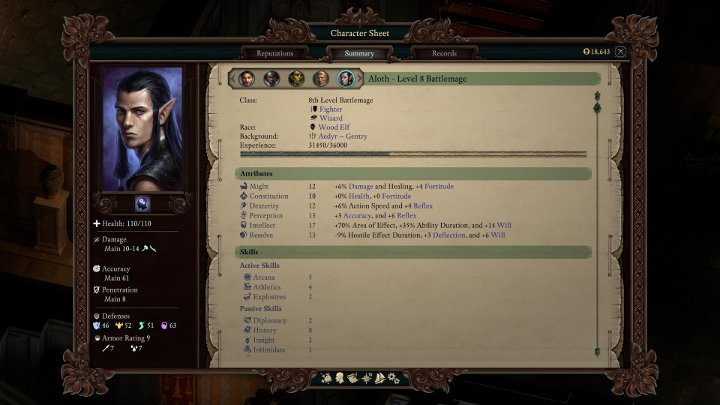 Note - remember that these are only suggested party builds for beginners - What is the best party setup in Pillars of Eternity 2? - Party - Pillars Of Eternity 2 Deadfire Game Guide