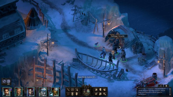 The quest will be handed to you after the conversation with Harbinger Nyvardir (M1,4) - Toasting the Dead | Side Quests in Pillars Of Eternity 2 Beast of Winter DLC - Side Quests - Pillars Of Eternity 2 Deadfire Game Guide
