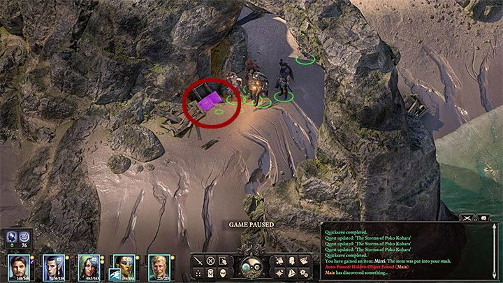 Another important trail is to find the stolen fruit of koika - Other side quests on Tikawara Island Walkthrough - Side Quests - Pillars Of Eternity 2 Deadfire Game Guide