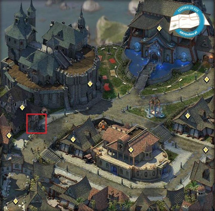 Sidekicks' locations in Pillars of Eternity 2 - Pillars Of Eternity