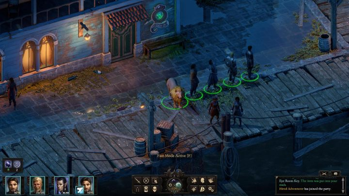 Chose the Ranger class and get your own lion! - How to obtain your own pet in Pillars of Eternity 2? - FAQ - Pillars Of Eternity 2 Deadfire Game Guide
