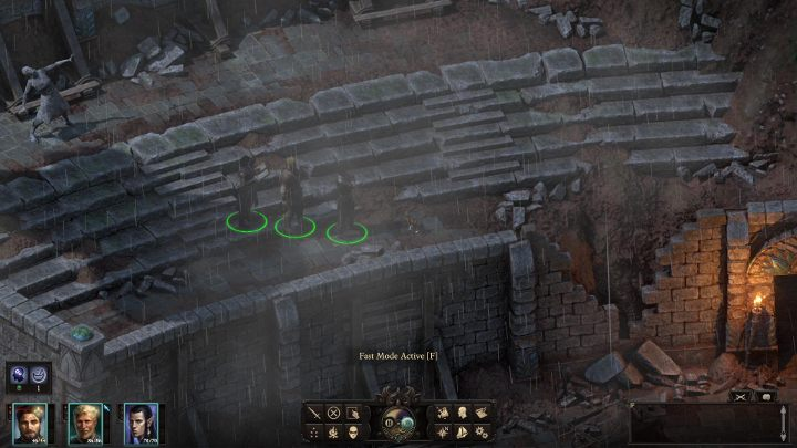 Pets can get lost in the clutter, you can use the Tab key to highlight their names, as well as character and item names. - How to obtain your own pet in Pillars of Eternity 2? - FAQ - Pillars Of Eternity 2 Deadfire Game Guide