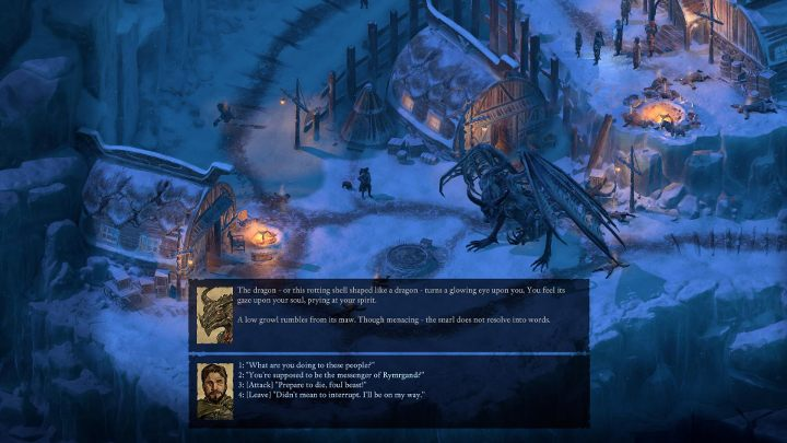 An Honored Guest | Main Quests in Pillars Of Eternity 2 Beast of