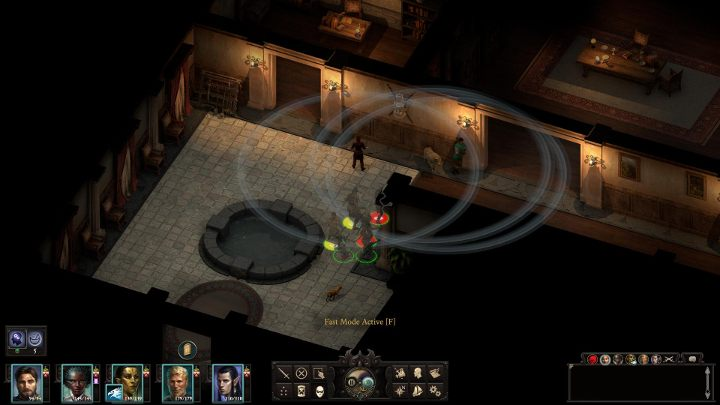 Look at the screen above - Stealth and stealing in Pillars of Eternity 2 - Basics - Pillars Of Eternity 2 Deadfire Game Guide