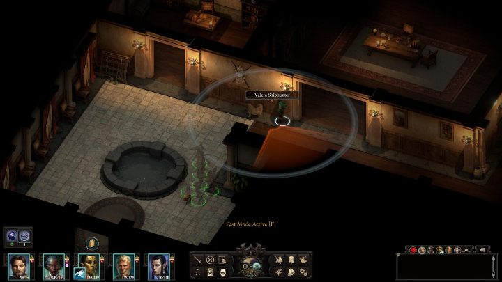 The vision cone is also important - Stealth and stealing in Pillars of Eternity 2 - Basics - Pillars Of Eternity 2 Deadfire Game Guide