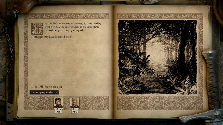Scripted interactions often leave you with a choice - you going to have to make a decision e - Scripted Interactions in Pillars of Eternity 2 - Basics - Pillars Of Eternity 2 Deadfire Game Guide
