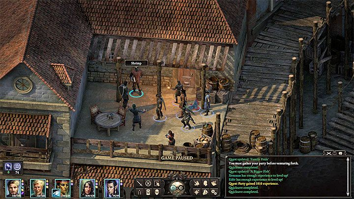 This quest can be received from Martino Valera - The conflict between Valera and Bardatto families side quests | Walkthrough - Quests - Pillars Of Eternity 2 Deadfire Game Guide