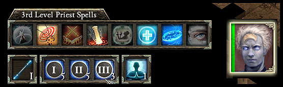 Priest, in addition to spells, has a special aura that has large working radius and constantly heals his allies a little bit. - Priest | Character Classess - Character Classess - Pillars of Eternity Game Guide & Walkthrough