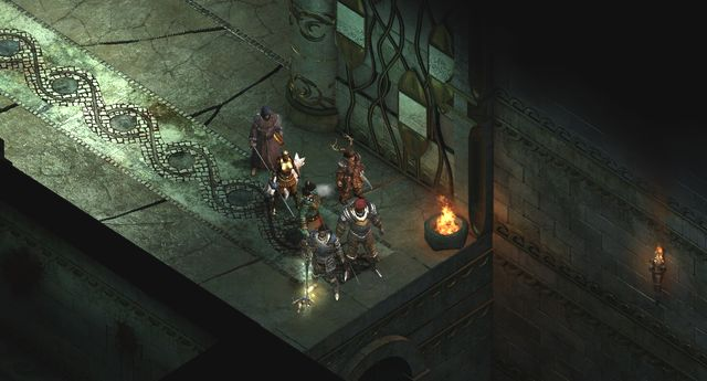 Activate the wall to start a paragraph sequence. - The Rising Tide - main quest - Whitestone Hollow and Iron Flail Fort - Pillars of Eternity Game Guide & Walkthrough