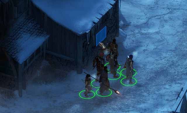 Walk towards the window and listen to the conversation between the priests. - Regrets Worth Trading - side quest - Stalwart Village - Pillars of Eternity Game Guide & Walkthrough