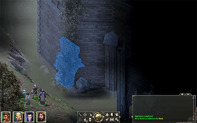 1 - Lord of a Barren Land - Side quest - Esternwood and Raedrics Hold - Pillars of Eternity Game Guide & Walkthrough