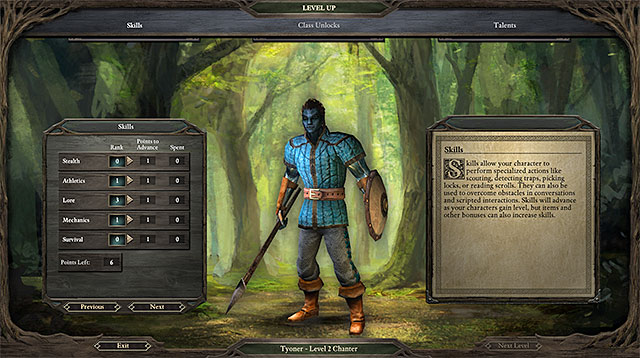 Pillars of Eternity Character Creation Guide - GameSkinny