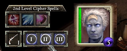 Keep an eye on your focus level. - Cipher | Character Classess - Character Classess - Pillars of Eternity Game Guide & Walkthrough