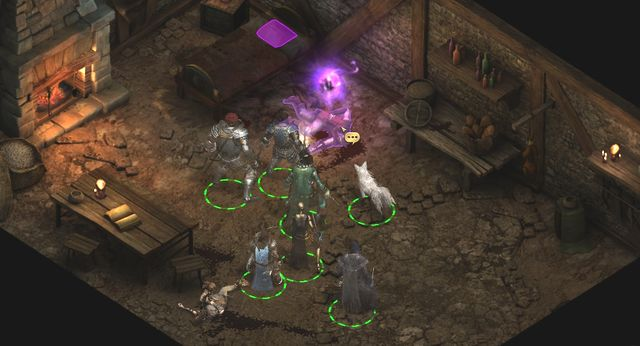 Haddis spirit will tell you that the trio of killers is still looking for his son - Eska - Bleak Oath - side quest - Stalwart - Pillars of Eternity Game Guide & Walkthrough